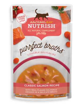 Classic Salmon Purrfect Broths
