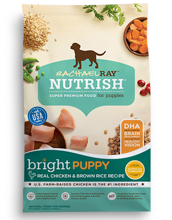 Bright Puppy Real Chicken & Brown Rice Recipe