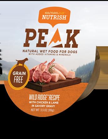 Wild Ridge Recipe™ With Chicken & Lamb in Savory Gravy