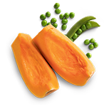 Peas & Pumpkin