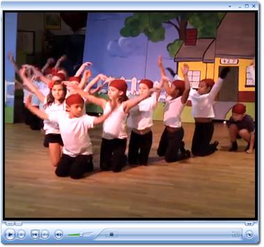 Whooping Crane Poetry Dance