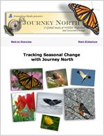 Tracking Seasonal Change With Journey North