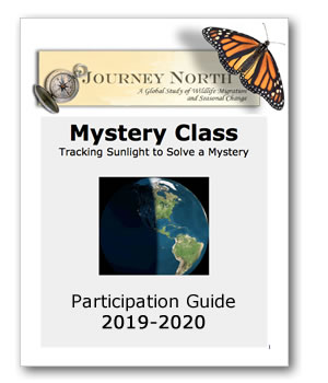 Mystery Class Participation Guide