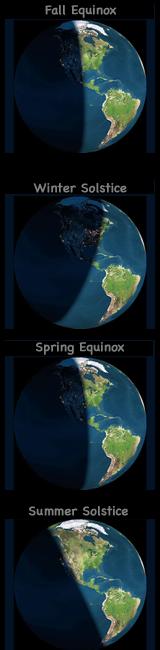 Seasons Comparison