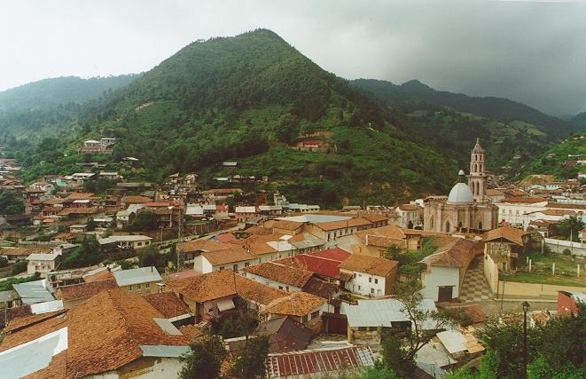 Angangueo, Michoacan, Mexico
