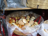 Typical Mexican Breads