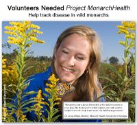 Volunteers Needed: Project Monarch Health