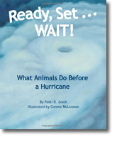 Book about hurricanes and animal responses