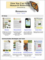 How You Can Help Monarchs | Resources