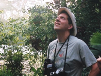 Ornithologist Dr. David Aborn