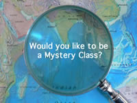Mystery Class 2016?