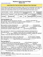 Worksheet | Photoperiod, Latitude and Longitude:  Key Concepts