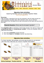 Migration Rate Activities