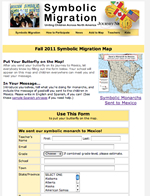 Fall Symbolic Migration Map