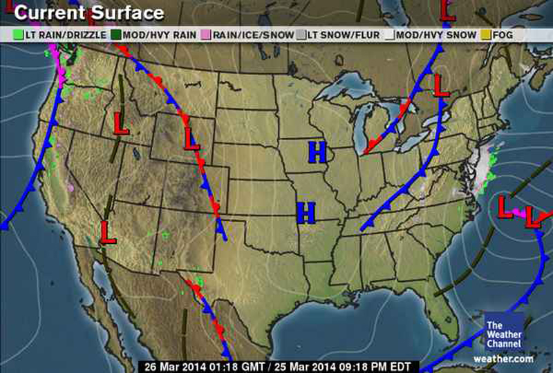Weather And Songbird Migration Update Journey North News