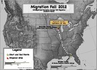 Migration map: Sep. 28, 2012