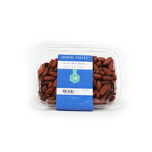 Whole Roasted Almonds