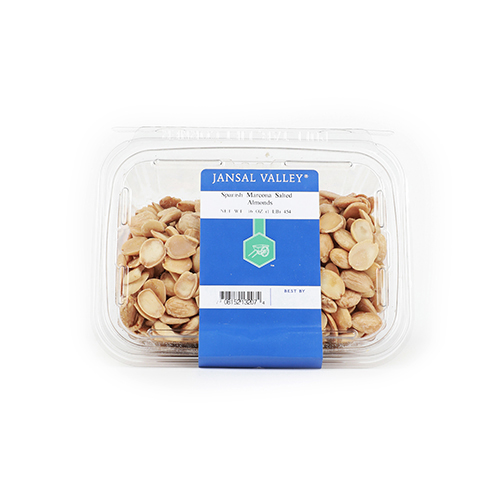Spanish Marcona Salted Almonds