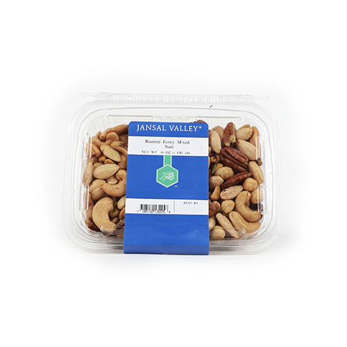 Roasted Fancy Mixed Nuts