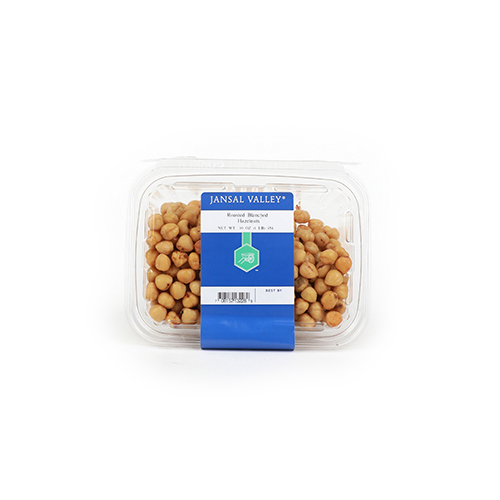 Roasted Blanched Hazelnuts