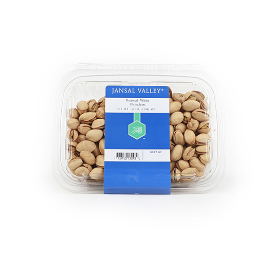 Roasted White Pistachios