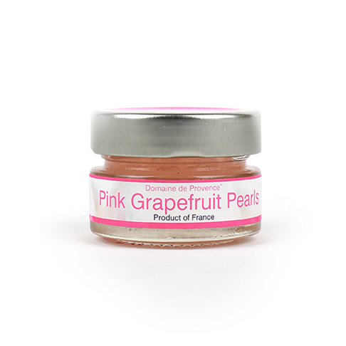 Pink Grapefruit Pearls