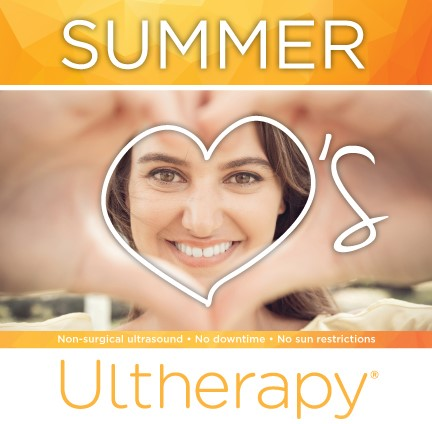 Open House Special: Ultherapy 50% off!