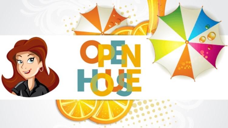 Summer Open House!