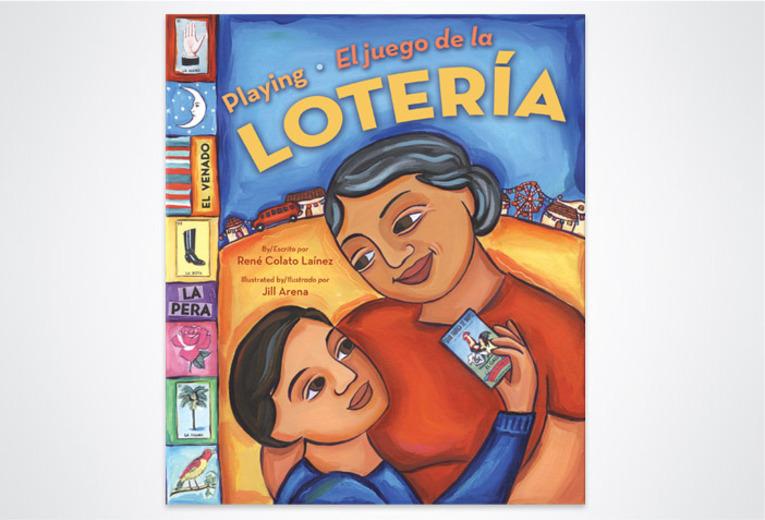<p><em>Playing Lotería/El juego de la Lotería,</em> Luna Rising, 2005. Art direction & book design.</p>