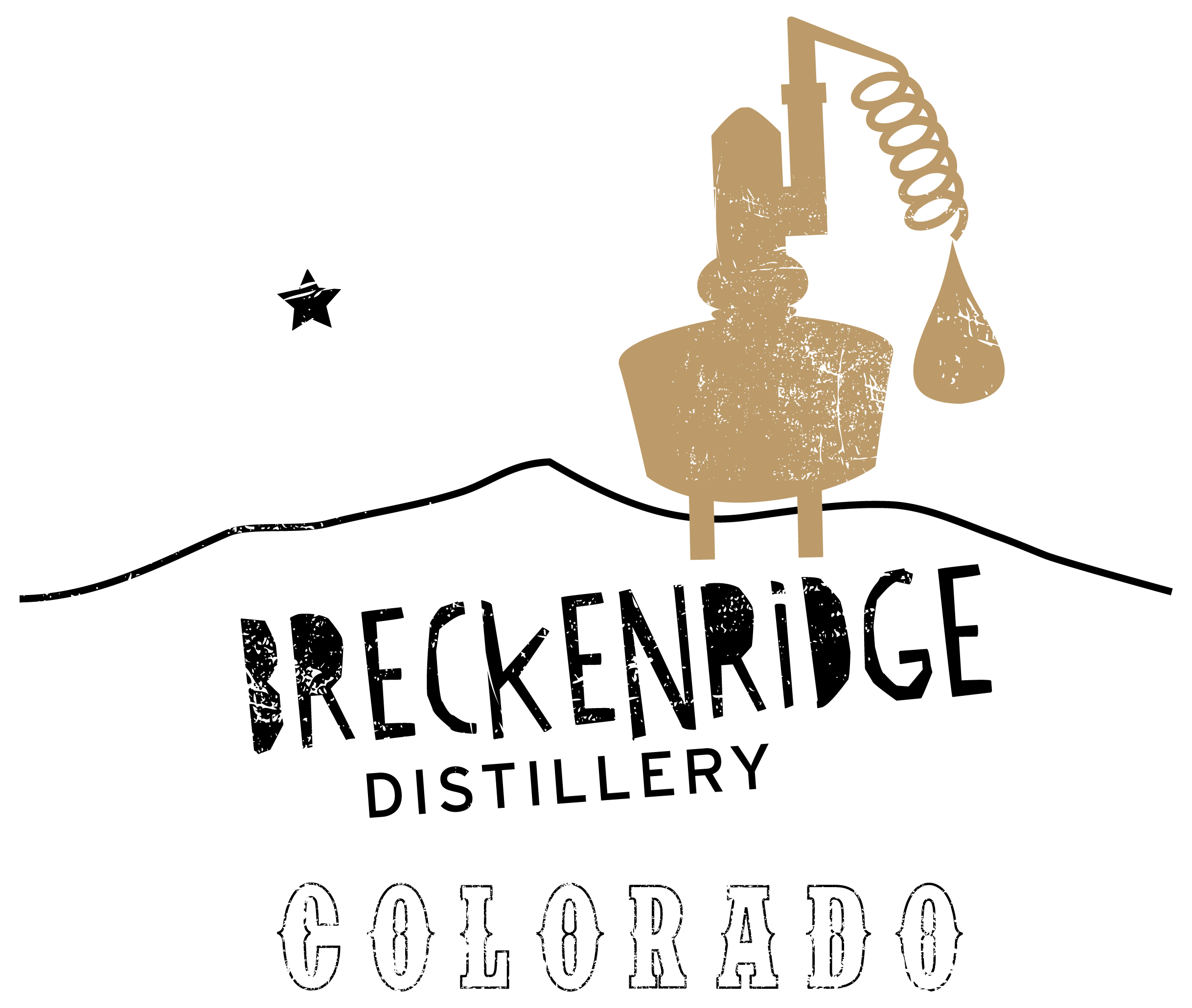 Breckenridge Distillery Logo