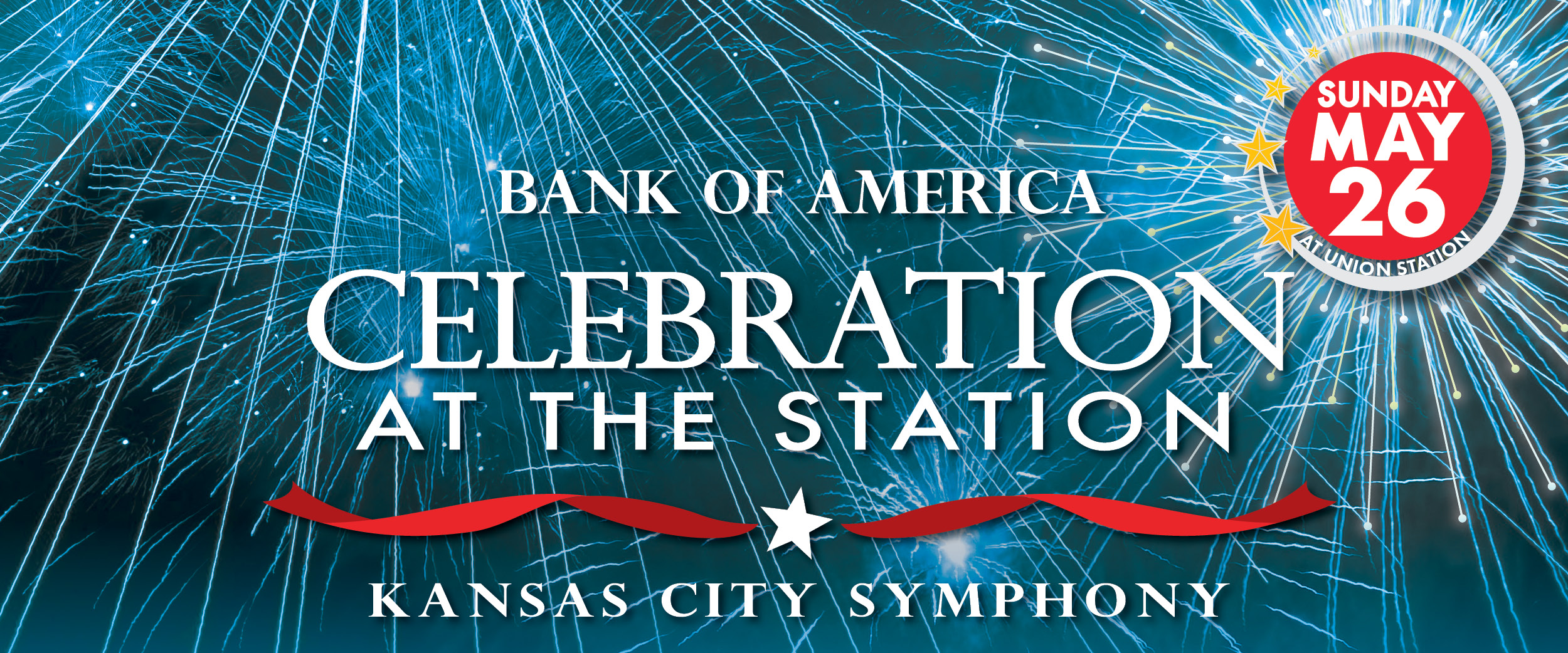 Bank of America Celebration at the Station header