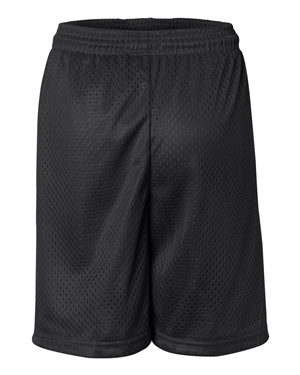"Badger Youth Mesh/Tricot 6"" Shorts"