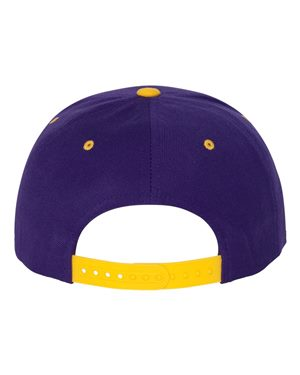 Yupoong Yupoong 6 Panel Structured Flat Visor Classic Snapback