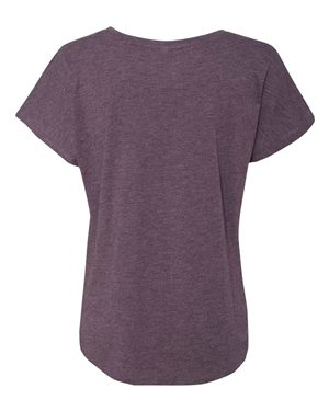 Next Level Tri Blend Dolman ladies Tees