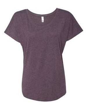 NL6760 Next Level Tri Blend Dolman ladies Tees