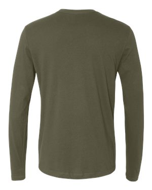 Next Level Men s Long Sleeve Crew