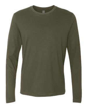 NL3601 Next Level Men s Long Sleeve Crew