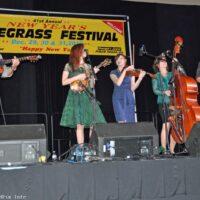 Trinity River Band at the 2016 Jekyll Island Bluegrass Festival - photo by Bill Warren