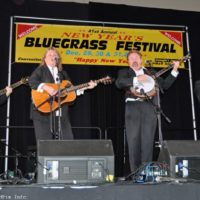 The Gary Waldrep Band at the 2016 Jekyll Island Bluegrass Festival - photo by Bill Warren