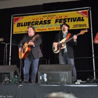 Marty Raybon & Full Circle at the 2016 Jekyll Island Bluegrass Festival - photo by Bill Warren