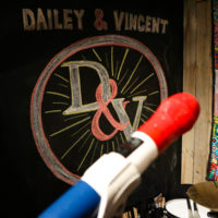 Dailey & Vincent exhibit at the International Bluegrass Music Museum in Owensboro, KY - photo by Ryan Hobson