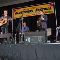 The Malpass Brothers at the 2016 Jekyll Island Bluegrass Festival - photo by Bill Warren