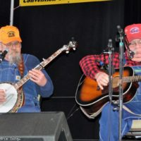 The Moron Brothers at the 2016 Jekyll Island Bluegrass Festival - photo by Bill Warren