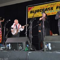 The Little Roy & Lizzie Show at the 2016 Jekyll Island Bluegrass Festival - photo by Bill Warren