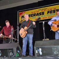 The Farm Hands at the 2016 Jekyll Island Bluegrass Festival - photo by Bill Warren