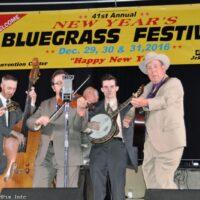 Karl Shifflett & The Big Country Show at the 2016 Jekyll Island Bluegrass Festival - photo by Bill Warren