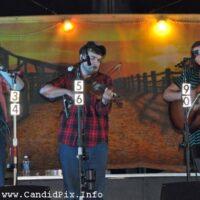 The Stillhouse Shakers at the 2017 Rock Crusher Canyon Bluegrass Festival - photo © Bill Warren