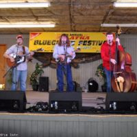 Nothin' Fancy at the February 2017 Palatka Bluegrass Festival (2/17/17) - photo © Bill Warren