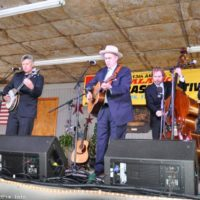 The Gibson Brothers at the February 2017 Palatka Bluegrass Festival (2/17/17) - photo © Bill Warren