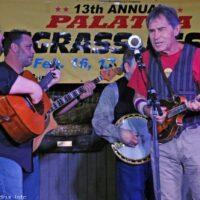 Dry Branch Fire Squad at the February Palatka Bluegrass Festival (2/11/17) - photo © Bill Warren
